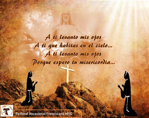 imagenes religiosas vocacionales pastoral vocacional franciscana postales vocacionales hfic
