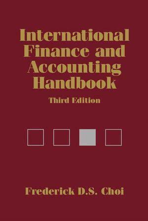 International Accounting Buku 1 Edisi 6 Frederick D S Choi wiley international finance and accounting handbook 3rd
