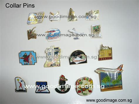 design pin service learning club collar pin designs