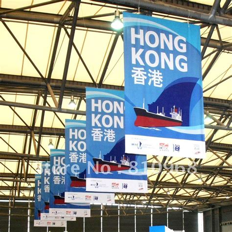 hanging banners from ceiling ceiling advertising hang banner advertisement hanging
