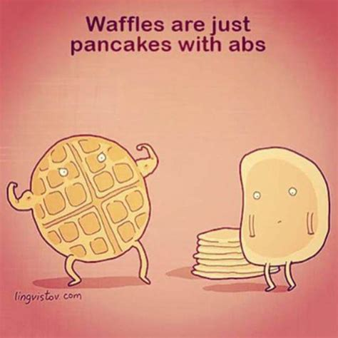 Waffles Meme - truth about waffles the meta picture