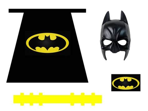 printable elf superhero batman costumes elves and batman on pinterest