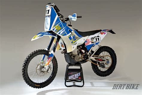 Rally Motorrad by Dirt Bike Magazine A Rally Bike For The Real World