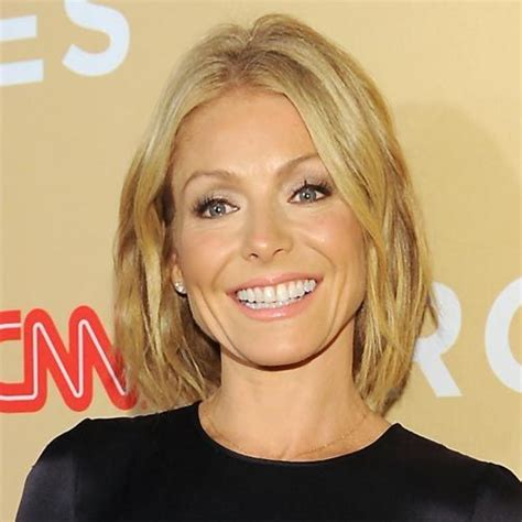 pictures of kelly ripas new hairstyle 17 best images about kelly ripa on pinterest kelly ripa