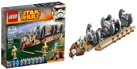 Lego Bela Space Wars 10374 Wars Battle Droid Trooper lego wars droid carrier www pixshark images