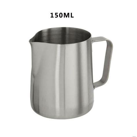 Stainless Steel Pitcher 350ml practical 350ml stanless steel espresso coffee pitcher