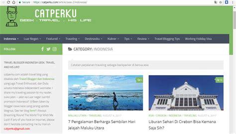 Blogger Indonesia Travel | 17 travel blogger yang tilkan keindahan indonesia dalam