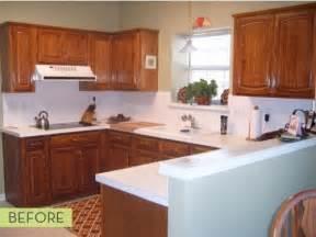 Kitchen makeover paint it black 187 curbly diy design amp decor
