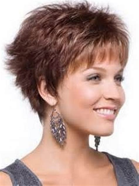 Medium Haircuts For 50 And Overweight by Hairstyles For Overweight 50 All Hair