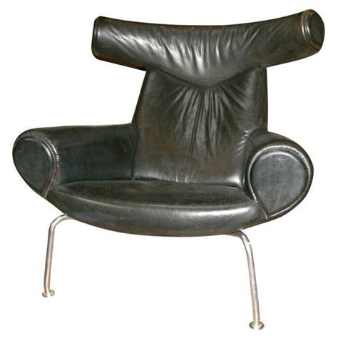 Ox Chair by Hans Wegner Ox Chair At 1stdibs