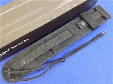 molle compatible knife sheath ka bar black cordura molle compatible sheath fits 7