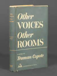 truman capote other voices other rooms pdf other voices other rooms by truman capote 1st edition from the manhattan book company
