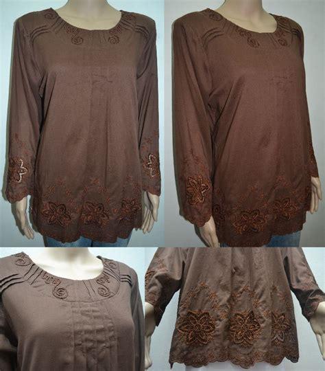Leny Blouse madanishoppe blouse muslimah lenny