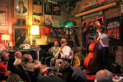 The Best Jazz Clubs In New Orleans
