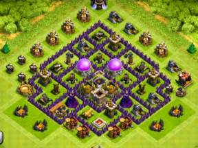 hd photos clash of clan townhall 7 clash of clans epic town hall 7 farming base youtube