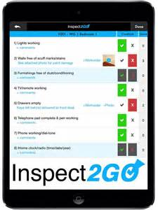 roomy app inspect2go announces new hotel room inspection app with