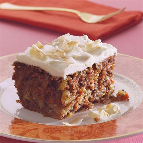 healthier cakes baked with foods books carrot cake recipe eatingwell