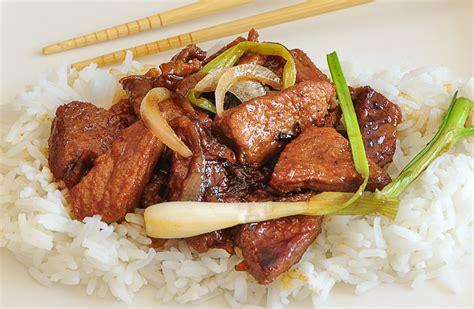 cuisiner l 馗hine de porc 201 chine de porc au caramel cuisine 224 l ouest