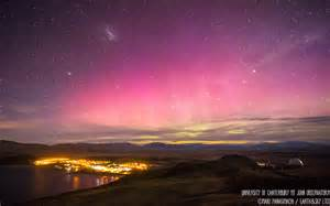 Are There Southern Lights Southern Lights Aurora Australis Mackenzie Region