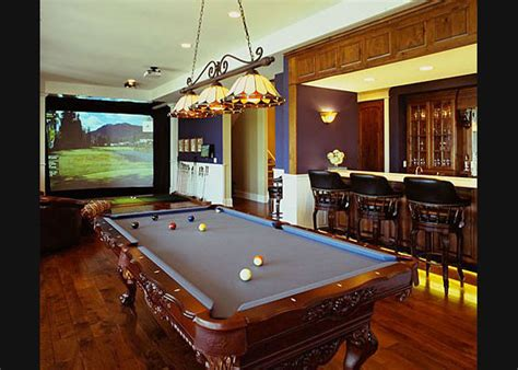 Home Designer Suite Pool Table House Beautiful Traditional Family Room Milwaukee