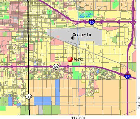 california zip code ontario california zip codes map zip code map