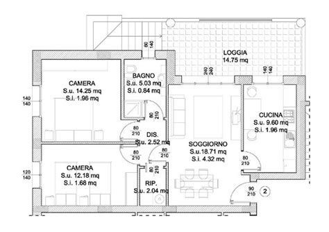 pianta appartamento 100 mq gullov mobili in acciaio per cucina usati