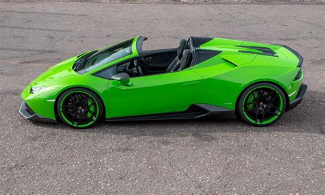 Lamborghini Huracan Green Lamborghini Huracan Green Pictures To Pin On
