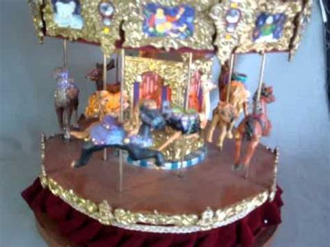 christmas cordation creations carousel