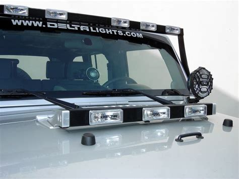 Light Bar For Jeep by Delta Tech 019520 3bx Delta Light Bar With Xenon
