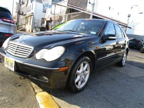 mercedes for sale nj mercedes c class for sale new jersey carsforsale