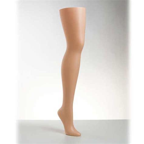 Mannequin Leg L by Standing Leg Model Number Dspfhl74