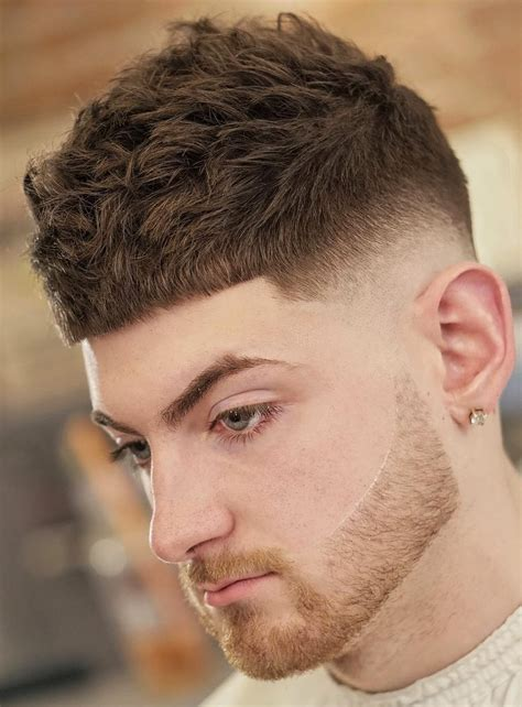 crop hairstyles for men men s short haircuts very cool