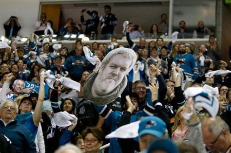 san jose sharks fan store purdy san jose sharks and their fans unleash 25 years of