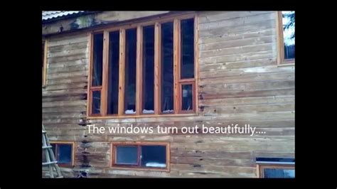 Cedar Siding Restoration - restoration of cedar siding custom wood windows