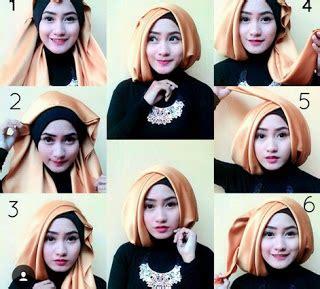 tutorial hijab style wisuda til memukau saat wisuda ini dia rahasia cantikmu