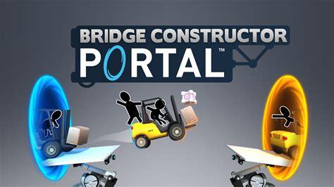 The Portal bridge constructor portal is not the portal you