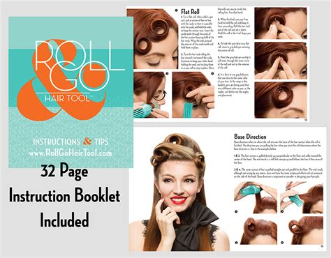Hairstyle Helper by Victory Roll Helper Tool Bobby Pin Vintage Hair