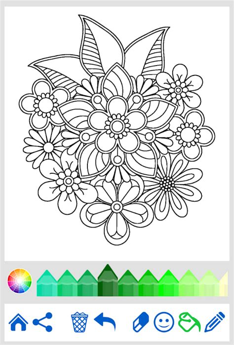 coloring apps for adults coloring book for adults android apps on play