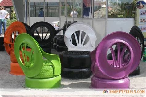 diy projects with tires diy recycled tire projects