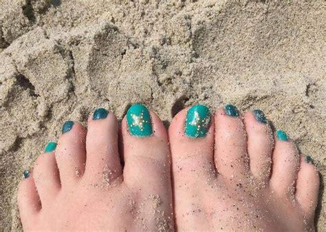 imagenes uñas pies decoradas las 25 mejores ideas sobre u 241 as decoradas para pies en