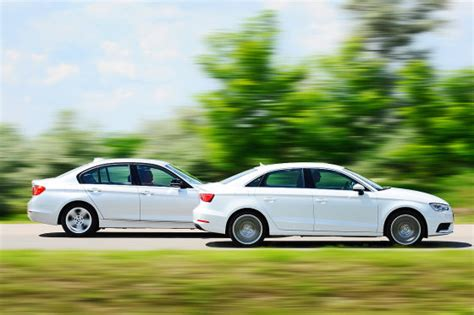 Bmw 1er Coupe Oder Limousine by Audi A3 Limouisine Neue Konkurrenz F 252 R Den Bmw 3er