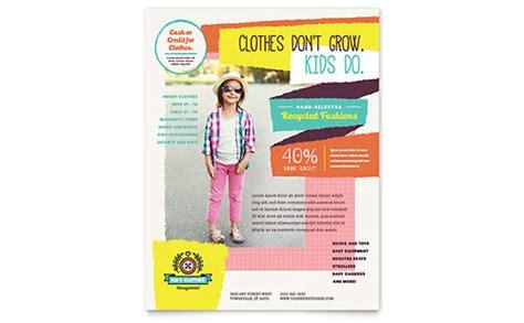 flyer templates retail retail sales flyers templates designs