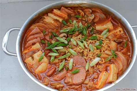 New Ottogi Budae Jjigae Army Stew Ramen Mi Mie Instant Korea Import c 225 ch nấu mỳ chuẩn vị h 224 n quốc ẩm thực