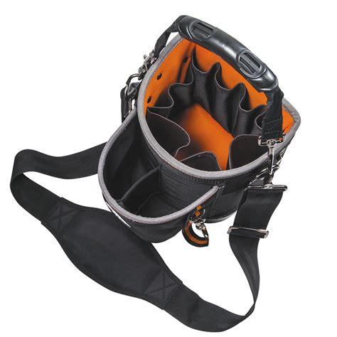 Cat Shoulder Pouch tradesman pro shoulder pouch 55419sp 14 klein tools