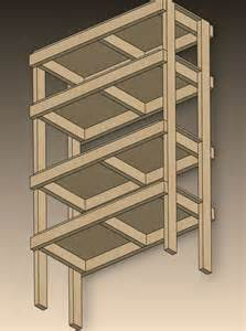 diy storage shelves 25 best ideas about basement storage shelves on pinterest