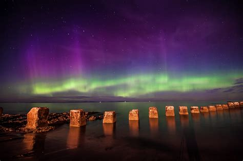 northern lights in maine 2017 where to see the northern lights in scotland and ireland