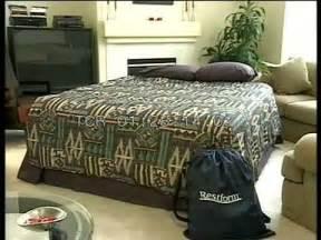 restform airbed 3 lagen