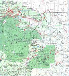 lassen national forest map california map travel