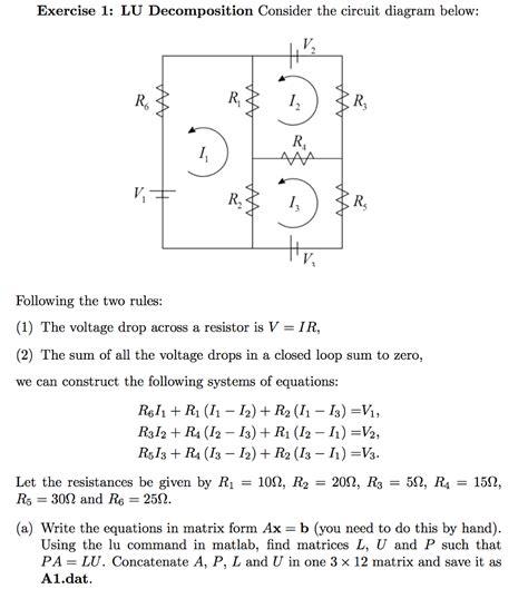 circuit diagram wiring diagram with description