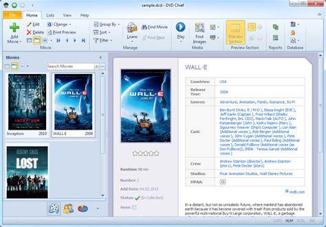 digital card software dvd chief 1 10 software digital digest